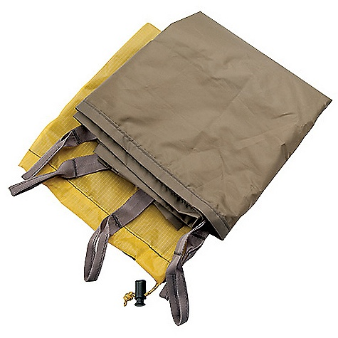 Camp and Hike MSR Fast Stash 2 Footprint The SPECS Weight: 10 oz / 300 g Packaged Dimension: 7in. x 9in. x 1in. thick in Fabric: 68D x 190T Polyester Taffeta 2000mm polyurethane/DWR This product can only be shipped within the United States. Please don't hate us. - $39.95