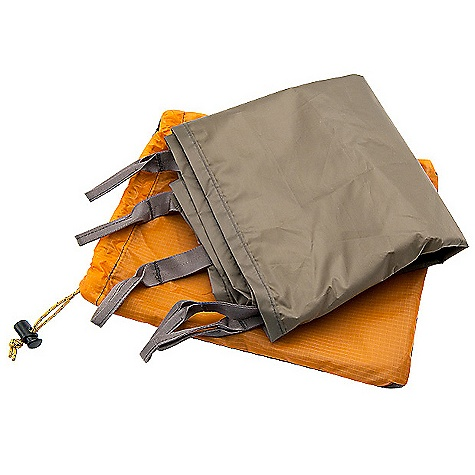 "Camp and Hike MSR Fury 2 Footprint The SPECS Weight: 9 oz / 270 g Packaged Dimension: 7"" x 9"" x 1"" Thick in Fabric: 68D x 190T Polyester Taffeta 2000mm polyurethane / DWR This product can only be shipped within the United States. Please don't hate us. - $39.95"