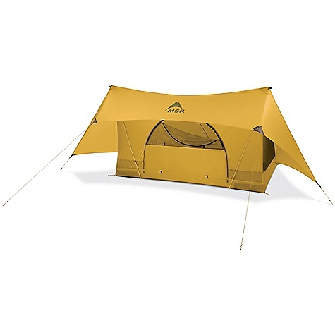 Camp and Hike Free Shipping. MSR Fast Stash 2 Person Tent DECENT FEATURES of the MSR Fast Stash 2 Person Tent Ventilation: Vented door plus broad side vents with wings that can be closed, partially opened or pulled back completely for maximum air flow Easy Set-Up: Pitches quickly with included poles or trekking poles for added weight efficiency Stash-able: Simply pull poles out during the day to collapse and protect your gear re-pitch by just reinserting poles when you return The SPECS Capacity: 2 + Gear Doors: 1 Minimum Weight: 2 lbs 14 oz / 1.3 kg Packed Weight: 4 lbs 1 oz / 1.84 kg Floor Area: 3.4 square meter / 36.5 square feet Tent Volume: 82 cubic feet / 2322 liter Interior Peak Height: 46in. / 117 cm Packed Size: 20in. x 6in. / 51 x 15 cm Fabric: Fly: 30 D x 246T ripstop nylon 66, 1500 mm Dura Shield polyurethane and silicone coated, Canopy: 20 D nylon micromesh, Floor: 40 D x 238T ripstop nylon 6, 3000 mm Dura Shield polyurethane coated This product can only be shipped within the United States. Please don't hate us. - $299.95