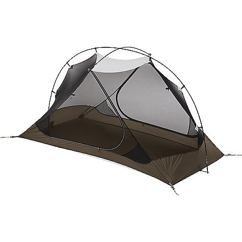 Camp and Hike Free Shipping. MSR Carbon Reflex 2 Person Tent DECENT FEATURES of the MSR Carbon Reflex 2 Person Tent Ultralight Livability: Maximum interior space with large doors and vestibules Versatile: Two and three-pole designs set-up fast and pitch with just fly and footprint for added versatility Fully-Featured: Taped flies and floors plus internal mesh storage pockets Storage and Access: Redesigned rain fly and body offer two full vestibules and doors Fast Set-Up: Simple, non-freestanding design shaves extra weight The SPECS Capacity: 2 Person Doors: 2 Minimum Weight: 3 lbs / 1.36 kg Packed Weight: 3 lbs 9 oz / 1.62 kg Floor Area: 2.5 square meter / 27 square feet Vestibule Area: 17.5 square meter / 1.6 square feet Tent Volume: 39 cubic feet / 1105 liter Vestibule Volume: 13.5 cubic feet / 382 liter Interior Peak Height: 40in. / 102 cm Packed Size: 20in. x 6in. / 51 x 15 cm Fabric: Fly: 20 D X 330T ripstop nylon 66, 1,000 mm Durashield polyurethane and silicone coated, Canopy: 20 D nylon micromesh, 20 D X 330T ripstop nylon 66, Floor: 40 D x 238T ripstop nylon 6, 3000 mm Dura Shield polyurethane coated This product can only be shipped within the United States. Please don't hate us. - $499.95