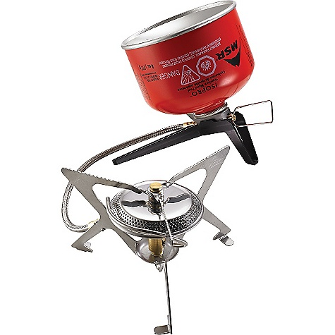 "Free Shipping. MSR WindPro II Stove DECENT FEATURES of the MSR WindPro II Stove Liquid-Feed: Increased cold weather performance and a more consistent output over the life of every canister Efficient: Remote burner allows the safe use of a windscreen for maximum efficiency Ultralight: Lightest remote canister stove on the market Versatile: Supports large cook pots (up to 10"" maximum diameter) and can be used with bake ovens The SPECS Minimum Weight: 6.6 oz / 187 g Packed Weight: 11.5 oz / 327 g Boil time (MSR IsoPro), 1 liter: 3.6 minutes Burn time (MSR IsoPro) per 227-g / 8-oz. canister: Appoximately 70 minutes Water boiled (MSR IsoPro) per 227-g canister: 15 liters Water boiled (MSR IsoPro) per 1 oz. of fuel: 1.8 liters Made in Seattle, USA This product can only be shipped within the United States. Please don't hate us. - $99.95"