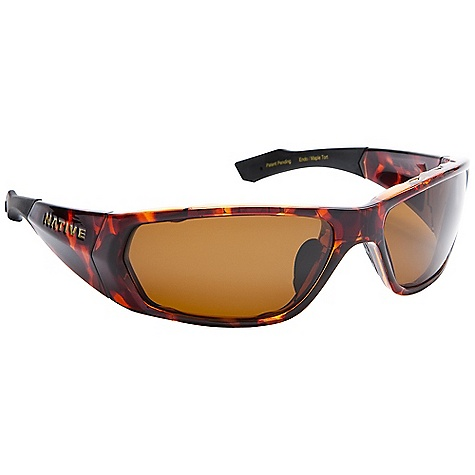 Entertainment On Sale. Free Shipping. Native Endo Sunglasses DECENT FEATURES of the Native Endo Sunglasses Double Snap-Back Interchangeable Lens System Rhyno-Tuff Air Frames Venting Cushinol Cam-Action Hinges Mastoid Temple Grip Anti-Ocular Intrusion System Folding Plate Technology Optic Gear Kit and Sport Flex Included - $76.99