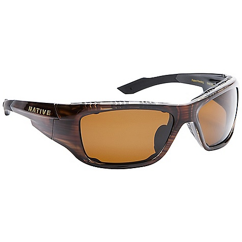 Entertainment On Sale. Free Shipping. Native Grind Sunglasses DECENT FEATURES of the Native Grind Sunglasses Double Snap-Back Interchangeable Lens System Rhyno-Tuff Air Frames Venting Cushinol Cam-Action Hinges Mastoid Temple Grip Anti-Ocular Intrusion System Folding Plate Technology Optic Gear Kit and Sport Flex Included - $76.99