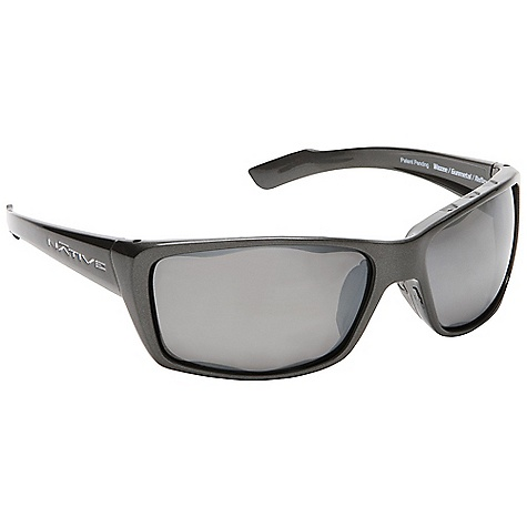 Entertainment Free Shipping. Native Wazee Sunglasses DECENT FEATURES of the Native Wazee Sunglasses Single Snap-Back Interchangeable Lens System Rhyno-Tuff Air Frames Venting Cushinol Cam-Action Hinges Mastoid Temple Grip Anti-Ocular Intrusion System Folding Plate Technology Soft Case Included Fit Profile: Medium - Large - $88.95