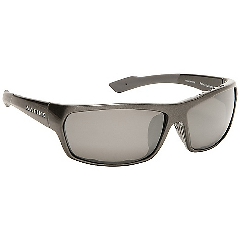 Entertainment Free Shipping. Native Apex Sunglasses DECENT FEATURES of the Native Apex Sunglasses Single Snap-Back Interchangeable Lens System Rhyno-Tuff Air Frames Venting Cushinol Cam-Action Hinges Mastoid Temple Grip Anti-Ocular Intrusion System Optic Gear Kit and Sport Flex Included - $108.95