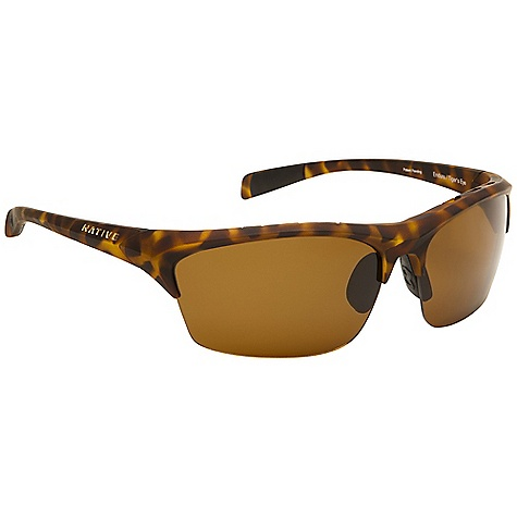Entertainment Free Shipping. Native Endura Sunglasses DECENT FEATURES of the Native Endura Sunglasses Interchangeable Lens System Rhyno-Tuff Air Frames Venting Cushinol Cam-Action Hinges Mastoid Temple Grip Anti-Ocular Intrusion System Optic Gear Kit and Sport Flex Included Fit Profile: Small - Medium - $138.95