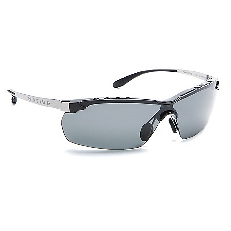 Entertainment Free Shipping. Native Frisco Sunglasses DECENT FEATURES of the Native Frisco Sunglasses Rhyno-Tuff air frames Venting Cushinol Cam action hinges Mastoid temple grip Flex metal adjustable nose pad system Anti-Ocular intrusion system Optic Gear Kit Included - $158.95
