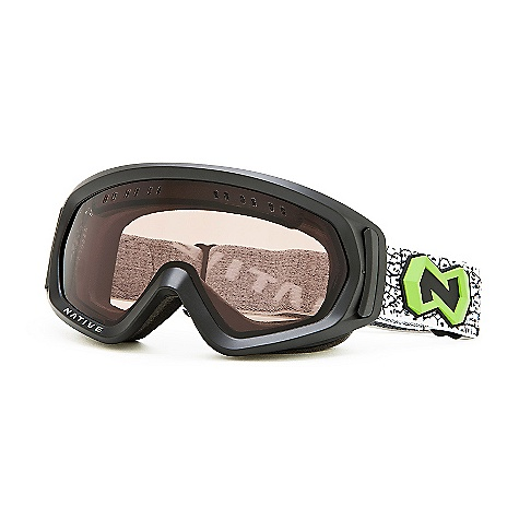 Ski Free Shipping. Native Pali Goggles DECENT FEATURES of the Native Pali Goggles Cylindrical Thermal Polarized Lens Anti-Fog Interior Lens Coating Flex Fit Lens Vented Lens Technology High-Permeability Mesh Snow Filters Face Chamber Venting Triple-Layer Face Foam Adjustable Helmet Strap - $78.95