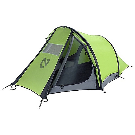 Camp and Hike Free Shipping. Nemo Morpho 2 Person Tent DECENT FEATURES of the Nemo Morpho 2 Person Tent The advantages of AST include faster setup, greater strength and wind resistance, easy field repair, and small pack size The ExoFly Retractable Vestibule can be rolled back to provide extra storage space on Morpho series tents Simply unclip and retract the inner tent from the fly Morpho 1P's expansive rear vent can be deployed from inside the tent allowing for versatile venting options The rear scoop vent in Morpho 2P is a re-inforced hoop that keeps the rear vent deployed at all times, allowing low-to-high ventilation The SPECS Capacity: 2 person Frame: 3.5in. / 8.9 cm diameter Airbeam Minimum Weight: 5 lbs 5 oz / 2.4 kg Packed Weight: 6 lbs / 2.7 kg Floor Dimension: 104 x 64in. / 264 x 163 cm Interior Height: 42in. / 107 cm Floor Area: 39 square feet / 3.6 square meter Vestibule Area: 14 square feet / 1.3 square meter Packed Size: 14 x 7 Diameter: 36 x 18 cm Shell: 40D OSMO W/B Vestibule: 30D PU Nylon Floor: 30D PU Nylon Stuff Sack Style: Dry Bag Included Accessories: Dry bag style stuff sack, Nemoid Foot Pump, stakes, guy-out cord, repair kit Optional Accessories: Spare bladders, Integrated Pump, Ultralight Integrated Pump, Footprint, Pawprint, Padlock OVERSIZE ITEM: We cannot ship this product by any expedited shipping method (3-Day, 2-Day or Next Day). Even if you pick that option, it will still go Ground Shipping. Sorry for being so mean. This product can only be shipped within the United States. Please don't hate us. Nemo products cannot be shipped to Japan. Please don't hate us. - $499.95
