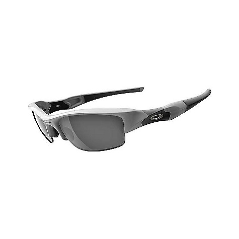 Entertainment Free Shipping. Oakley Flak Jacket Sunglasses FEATURES of the Oakley Flak Jacket Sunglasses Interchangeable lenses to optimize performance in any environment Durability and all-day comfort of lightweight, stress-resistant O matter frame material Optimized peripheral vision and side protection of 8.75 base lens curvature Comfort and performance of Three-Point Fit that holds lenses in precise optical alignment Metal icon accents Optical precision and performance that meets ANSI Z87.1 standards Impact resistance that meets ANSI Z87.1 standards for high-mass and high-velocity impact UV protection of Plutonite lens that filters out 100% of UVA / UVB / UVC and harmful blue light up to 400 nm Glare reduction and tuned light transmission of Iridium lens coating Multiple interchangeable Unobtainium nose pad options for customizable and comfortable secure fit Protective sports-specific Oakley Soft Vault included with capacity for extra lenses - $160.00