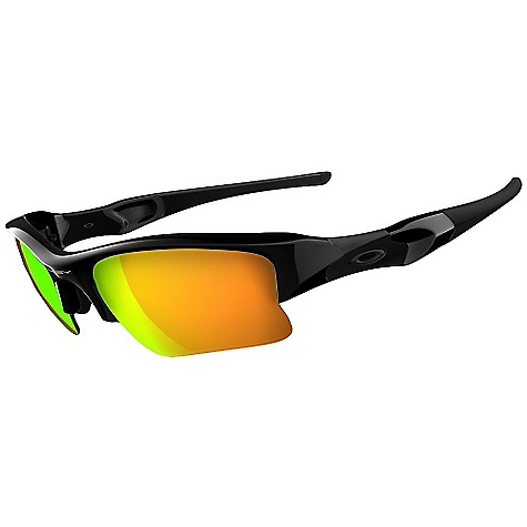 Entertainment Free Shipping. Oakley Flak Jacket XLJ Sunglasses DECENT FEATURES of the Oakley Flak Jacket XLJ Sunglasses Interchangeable lenses to optimize performance in any environment Durability and all-day comfort of lightweight, stress-resistant O matter frame material Optimized peripheral vision and side protection of 8.75 base lens curvature Comfort and performance of Three-Point Fit that holds lenses in precise optical alignment Metal icon accents Optical precision and performance that meets all ANSI Z87.1 standards Impact resistance that meets all ANSI Z87.1 standards for high-mass and high-velocity impact UV protection of Plutonite lens that filters out 100% of UVA / UVB / UVC and harmful blue light up to 400 nm Glare reduction and tuned light transmission of Iridium lens coating Adapt to variable light conditions with in.Transitions Solfxin. photochromic lenses Multiple interchangeable Unobtainium nose pad options for customizable and comfortable secure fit Protective sports-specific Oakley Soft Vault included with capacity for extra lenses - $150.00