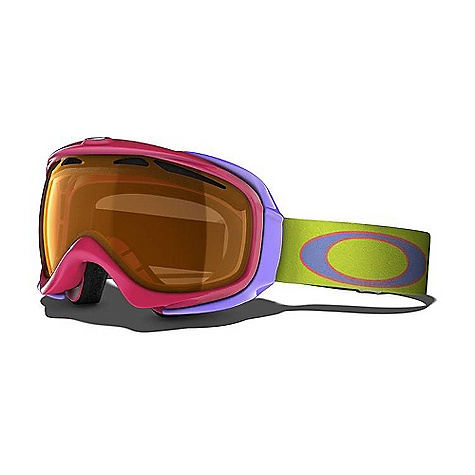 Ski Free Shipping. Oakley Elevate Goggles DECENT FEATURES of the Oakley Elevate Goggles Optimized to fit small to medium faces Internal skeletal support system to minimize nasal pressure and maximize airflow Flexible O Matter chassis that conforms to your face Balanced fit (with or without helmet) via fixed O Matter strap outriggers All-day comfort of moisture wicking triple-layer polar fleece foam Fog elimination of dual vented lens with F3 anti-fog technology Protection of Plutonite lens material that filters out 100% of all UV Tuned light transmission of Iridium lens coating (optional) Metal icon accent - $120.00