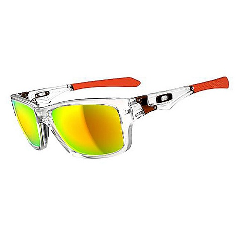 Entertainment Free Shipping. Oakley Jupiter Squared Sunglasses DECENT FEATURES of the Oakley Jupiter Squared Sunglasses Oakley HDPolarized - Minimized glare via technology that produces the best polarized lenses on the planet (optional) Optimized peripheral vision and side protection of 6 base lens curvature UV protection of Plutonite lens material that filters out 100% of UVA / UVB / UVC and harmful blue light up to 400nm Glare reduction and tuned light transmission of Iridium lens coating (optional) Durability and all-day comfort of lightweight, stress-resistant O matter frame material Comfort and performance of Three-Point Fit that holds lenses in precise optical alignment Textured Unobtainium earsocks for added comfort Metal icon and band accents - $140.00