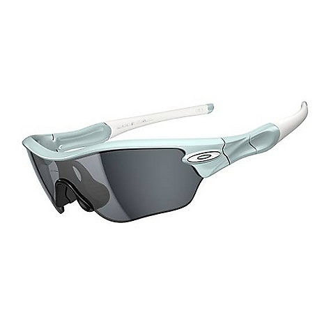 Entertainment Free Shipping. Oakley Women's Radar Edge Sunglasses DECENT FEATURES of the Oakley Women's Radar Edge Sunglasses Durability and all-day comfort of lightweight, stress-resistant O Matter frame material Comfort and performance of Three-Point Fit that holds lenses in precise optical alignment Unobtainium earsocks and nosepads increase grip with perspiration Metal icon accents Polarized Options-Minimized glare via technology that produces the best polarized lenses on the planet Polaric Ellipsoid lens geometry to extend clarity to the edge of a wide peripheral view Optical precision and performance that meets all ANSI Z87.1 standards UV protection of Plutonite lens that filters out 100% of UVA / UVB / UVC & harmful blue light up to 400nm Impact resistance that meets all ANSI Z87.1 standards for high-mass and high-velocity impact Iridium coated lenses that reduce glare and balance light transmission Interchangeable lenses to optimize performance in any environment Available with Authentic Oakley Prescription Inserts - $160.00
