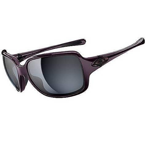 Entertainment Free Shipping. Oakley Women's Break Point Sunglasses DECENT FEATURES of the Oakley Women's Break Point Sunglasses Durability and all-day comfort of lightweight, stress-resistant O matter frame material Comfort and performance of Three-Point Fit that holds lenses in precise optical alignment Patented hydrophilic Unobtainium earpads and nose pads ensure a snug, secure fit Metal icon accents Polarized - Minimized glare via technology that produces the best polarized lenses on the planet (optional) Optical precision and impact resistance meet or exceed Z80.3 optical and basic impact standards UV protection of Plutonite lens material that filters out 100% of UVA / UVB / UVC and harmful blue light up to 400nm Varied field of light transmission (top to bottom) via optional gradient lens shading - $130.00