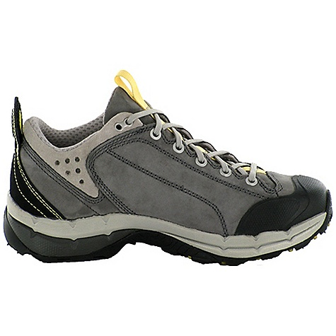 Camp and Hike Free Shipping. Oboz Women's Arete Shoe DECENT FEATURES of the Oboz Women's Arete Shoe Nubuck Leather with Suede Leather Accents Molded Rubber Toe Rand BFit Deluxe Compression Molded EVA PU Heel Plug Nylon Shank Teton Outsole The SPECS Weight: 1/2 pair: 13.8 oz - $120.00