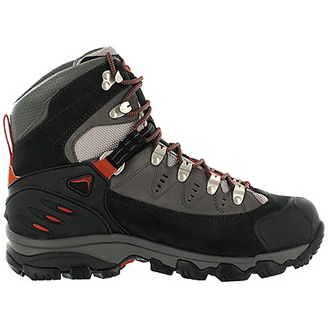 Camp and Hike Free Shipping. Oboz Men's Beartooth Boot DECENT FEATURES of the Oboz Men's Beartooth Boot Waterproof Nubuck Leather and High Abrasion Resistant Textile Oboz BDry Waterproof/Breathable Membrane Glove Leather Lined Heel and Tongue Top 3D Molded Heel Counter BFit Lacing System Molded Rubber Toe Rand Injection Molded Polypropylene Lasting Board 2 Part Dual Density PU Wind River Outsole The SPECS Weight: 1/2 pair: 30.7 oz - $210.00