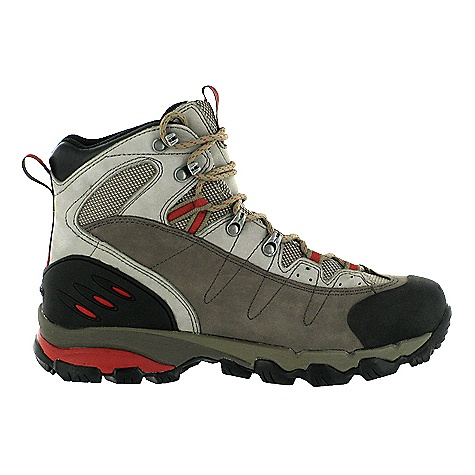 Camp and Hike Free Shipping. Oboz Men's Wind River Boot DECENT FEATURES of the Oboz Men's Wind River Boot Waterproof Nubuck Leather and High Abrasion Textile Upper Oboz BDry Waterproof/Breathable Membrane 3D Molded Heel Counter BFit Deluxe Footbed 3 Part Midsole Dual Density EVA Asymmetrical PU Pod in Heel Nylon Shank Wind River Outsole The SPECS Weight: 23.0 oz - $169.95