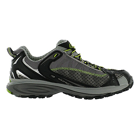 Free Shipping. Oboz Men's Lightning Shoe DECENT FEATURES of the Oboz Men's Lightning Shoe Synthetic Leather and Air Mesh Upper BFit Deluxe Footbed and BFit Minimal Footbed 4 Part Midsole Trail Dynamics Balancing System 2 Part Molding Process with Dual Density EVA Full Forefoot and Heel EVA SuperSkin Sheet Nylon Shank Bridger Outsole The SPECS Weight: 12.7 oz - $109.95