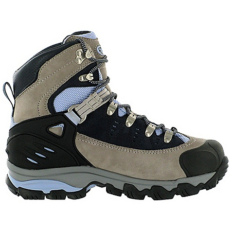Camp and Hike Free Shipping. Oboz Women's Beartooth Boot DECENT FEATURES of the Oboz Women's Beartooth Boot Waterproof Nubuck Leather and High Abrasion Resistant Textile Oboz BDry Waterproof/Breathable Membrane Glove Leather Lined Heel and Tongue Top 3D Molded Heel Counter BFit Lacing System Molded Rubber Toe Rand Injection Molded Polypropylene Lasting Board 2 Part Dual Density PU Wind River Outsole The SPECS Weight: 1/2 pair: 24.9 oz - $210.00
