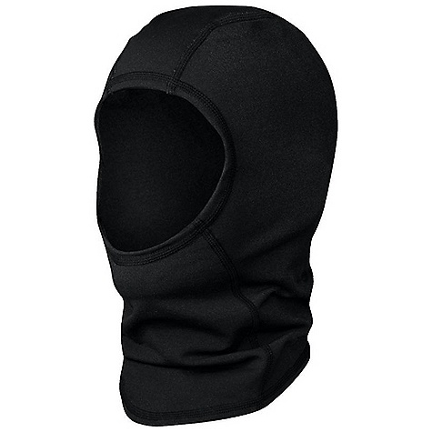 Outdoor Research Option Balaclava DECENT FEATURES of the Outdoor Research Option Balaclava Breathable Wicking Flat-Seam Construction The SPECS Weight: 1.8 oz / 51 g 63% nylon, 23% polyester, 14% spandex Thermodynamic Fabric This product can only be shipped within the United States. Please don't hate us. - $23.95