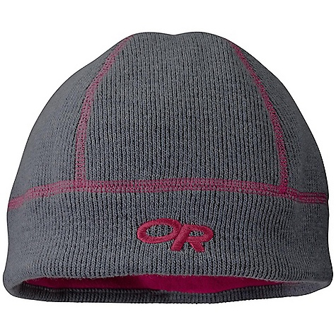 Entertainment Outdoor Research Flurry Beanie FEATURES of the Outdoor Research Flurry Beanie Wicking Flat-Seam Construction - $27.00