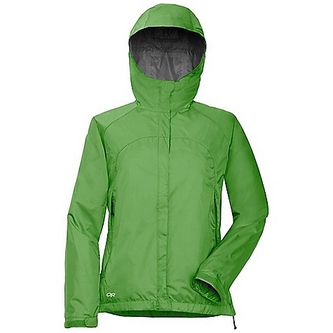 Free Shipping. Outdoor Research Women's Palisade Jacket DECENT FEATURES of the Outdoor Research Women's Palisade Jacket Waterproof Fully Seam Taped Fully Adjustable Hood Venting Port in Hood Double-Separating Front Zipper External Front-Zip Stormflap Double-Sliding TorsoFlo Hem-To-Bicep Zippers Two Zippered Hand Pockets Internal Chest Pocket Doubles as Stuff Sack Hook/Loop Cuff Closures Drawcord Hem The SPECS Weight: (M): 11.5 oz / 326 g Fit: Standard Center Back Length: 26 3/4in. / 68 cm Barrier, 100% nylon 70D This product can only be shipped within the United States. Please don't hate us. - $88.95