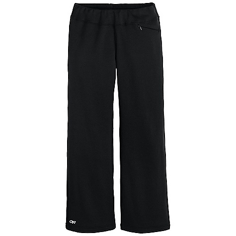 Free Shipping. Outdoor Research Women's Specter Boot Cut Pant DECENT FEATURES of the Outdoor Research Women's Specter Boot Cut Pant Abrasion resistant Motion-mirroring stretch Elastic waist with flat front zippered front pocket Flare leg The SPECS Weight: (M): 10.8 oz / 306 g Fit: Trim Inseam: 30 1/2in. / 77 cm Fabric: 56% nylon / 36% polyester / 8% spandex This product can only be shipped within the United States. Please don't hate us. - $98.95