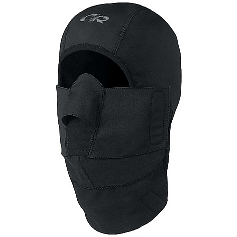 Free Shipping. Outdoor Research WS Gorilla Balaclava FEATURES of the Outdoor Research WS Gorilla Balaclava Water Resistant Breathable Wicking Flat-Seam Construction Wrap-Around Design Removable Facemask Mesh Breathing Port - $58.00