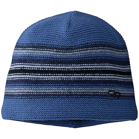 Entertainment The Spitsbergen Hat by Outdoor Research. For those coldest of cold days, the Spitsbergen Hat is made of 100% wool with a wind-blocking Windstopper lined ear band to keep you warm. Features of the Outdoor Research Spitsbergen Hat Windproof Wicking - $27.99