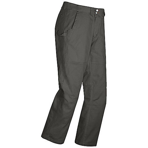 On Sale. Free Shipping. Outdoor Research Men's Vantage Pants DECENT FEATURES of the Outdoor Research Men's Vantage Pants Durable Breathable Double button and zipper fly Front slash pockets, back patch pockets Low profile Dri-release waistband Smooth fit under harness Articulated knees The SPECS Weight: 19.1 oz / 542 g Fit: Standard Inseam: 32in. / 81 cm Fabric: 97% cotton / 3% spandex This product can only be shipped within the United States. Please don't hate us. - $44.99