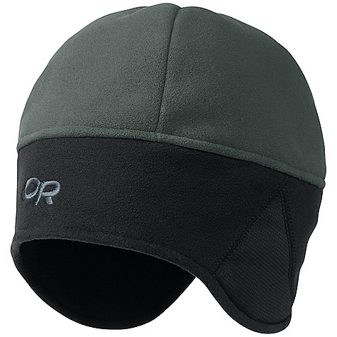 Entertainment On Sale. Outdoor Research Wind Warrior Hat DECENT FEATURES of the Outdoor Research Wind Warrior Hat Windproof Wicking Microfleece Lining Back Stretch Panel Adjusts to Fit Contoured Earband Four Panel Crown Construction The SPECS Weight: 2.5 oz / 71 g Windstopper Technical Fleece, 100% polyester Polartec Wind Pro ear panels Full fleece lining This product can only be shipped within the United States. Please don't hate us. - $17.99