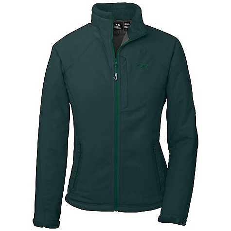 On Sale. Free Shipping. Outdoor Research Women's Habitat Jacket DECENT FEATURES of the Outdoor Research Women's Habitat Jacket Quick drying and wicking Zippered Napoleon pocket Front zipper with internal storm flap Flatlock stitching Two zippered hand pockets, one with media port Drawcord hem The SPECS Weight: (M): 17.4 oz / 494 g Fit: Standard Center Back Length: 24 1/2in. / 62 cm Fabric: 100% polyester This product can only be shipped within the United States. Please don't hate us. - $59.99