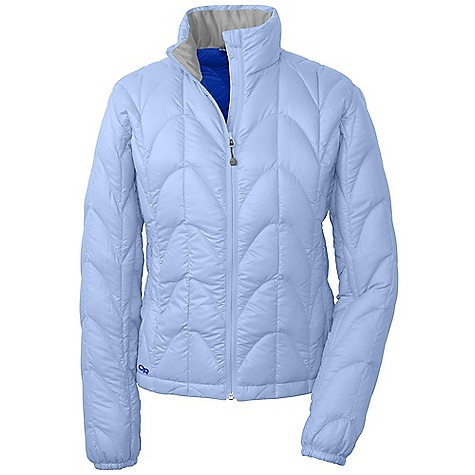 On Sale. Free Shipping. Outdoor Research Women's Aria Jacket DECENT FEATURES of the Outdoor Research Women's Aria Jacket Lightweight Breathable Internal Front Zip Stormflap Two Zippered Hand Pockets Internal Zippered Pocket Stretch Binding at Cuffs Drawcord Hem Stuff Sack Included The SPECS Weight: (M): 12.1 oz / 343 g Standard Fit Center Back Length: 26in. / 66 cm 100% polyester, 20D ripstop shell and lining 650 Fill Down insulation This product can only be shipped within the United States. Please don't hate us. - $125.99