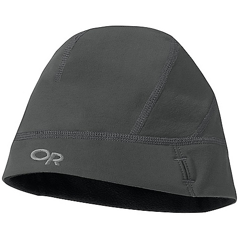 Entertainment Outdoor Research Exos Beanie DECENT FEATURES of the Outdoor Research Exos Beanie Breathable Wicking Flat- Seam Construction Sunglass Arm Ports The SPECS Weight: 1.2 oz / 35 g 50% nylon, 43% polyester, 7% spandex double-weave, stretch-woven fabric Micro-fleece-lined earband This product can only be shipped within the United States. Please don't hate us. - $26.95