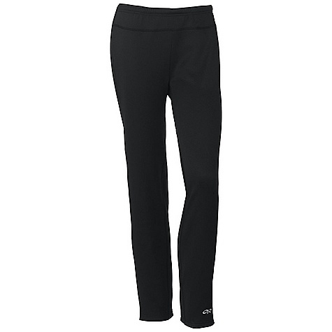 On Sale. Free Shipping. Outdoor Research Women's Radiant Hybrid Tight DECENT FEATURES of the Outdoor Research Women's Radiant Hybrid Tight Hybrid Mapped Construction Breathable Lightweight Polygiene Active Odor Control Elastic Waistband Adjustable Drawcord Waistband The SPECS Weight: (M): 9.4 oz / 267 g Trim Fit Inseam: 29 1/2in. / 75 cm Radiant Fleece: 95% polyester, 5% spandex front Radiant LT Fleece: 95% polyester, 5% spandex back This product can only be shipped within the United States. Please don't hate us. - $63.99