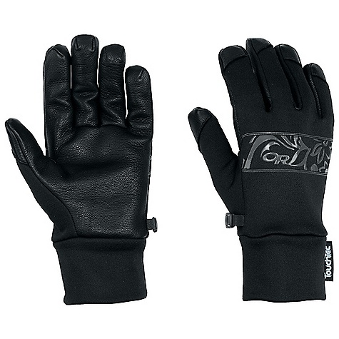 Free Shipping. Outdoor Research Women's Sensor Glove DECENT FEATURES of the Outdoor Research Women's Sensor Glove Water Resistant Breathable Lightweight Wicking Quick Drying Touch-Screen Compatible Soft and Tactile Leather Palm MotionWrap Construction for Minimal Seaming MirrorSeam Double-Layer Fleece Construction Contoured Wrist The SPECS Weight: (M, per pair): 2.9 oz / 81 g Comfort Range: 25/45deg F / -4/7deg C Radiant Fleece 95% polyester, 5% spandex, 100-weight 100% goat leather palm This product can only be shipped within the United States. Please don't hate us. - $68.95