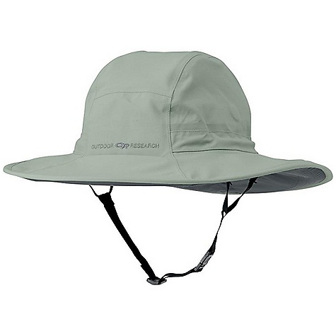 Free Shipping. Outdoor Research Force 9 Sombrero DECENT FEATURES of the Outdoor Research Force 9 Sombrero Durable Waterproof Breathable Wicking Seam Taped Riglot Brim Stays Flat in High Winds Foam-Stiffened Brim Floats Brushed Tricot Lining Crown Veming External Drwacord Adjustment Magnets Secure Brim to Dome Removable Chin Cord Dual Anchor Points on Chin Cord / Buckle Closure on Chin Cord The SPECS Weight: (L): 5.3 oz / 150 g Gore-Tex 2L, 100% nylon 70D Tastan Crown and brim 100% polyster lining This product can only be shipped within the United States. Please don't hate us. - $74.95