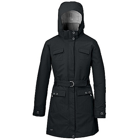 Free Shipping. Outdoor Research Women's Envy Jacket DECENT FEATURES of the Outdoor Research Women's Envy Jacket Waterproof Breathable Fully Seam Taped DWR Finish Fully Adjustable and Removable Hood Double-Separating Front Zipper External Front-Zip Stormflap Multiple Hook/Loop Closure Pockets Tab and Snap Cuff Adjustments Hem Hits at Mid-Thigh Back Kick Pleat Self-Fabric Belt with Metal Buckle Princess Seams The SPECS Weight: (M): 18.5 oz / 523 g Standard Fit Center Back Length: 34 1/2in. / 88 cm Barrier 2.5L, 100% nylon 70D This product can only be shipped within the United States. Please don't hate us. - $198.95