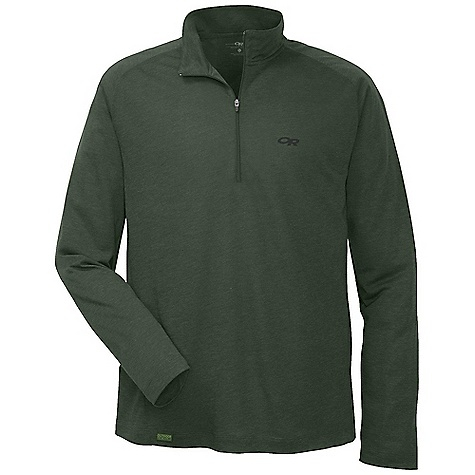 On Sale. Free Shipping. Outdoor Research Men's Sequence L-S Zip Tee DECENT FEATURES of the Outdoor Research Men's Sequence Long Sleeve Zip Tee Lightweight Breathable Quick Drying Fresh Guard Odor Neutralization Raglan Sleeves The SPECS Weight: (L): 8.1 oz / 230 g Trim Fit Center Back Length: 29in. / 74 cm Drirelease Wool: 88% polyester, 12% merino wool This product can only be shipped within the United States. Please don't hate us. - $31.99