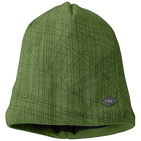 Entertainment Outdoor Research Men's Igneo Facemask Beanie DECENT FEATURES of the Outdoor Research Men's Igneo Facemask Beanie Micro fleece lining Allover print The SPECS Weight: 2.7 oz / 76 g Fabric: 50% merino wool 50% acrylic Tuck-away Radiant Fleece facemask Micro fleece lining This product can only be shipped within the United States. Please don't hate us. - $34.95