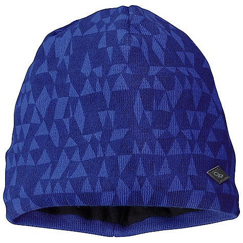 Entertainment Outdoor Research Women's Igneo Facemask Beanie DECENT FEATURES of the Outdoor Research Women's Igneo Facemask Beanie Micro fleece lining Allover print The SPECS Weight: 2.7 oz / 76 g Fabric: 50% merino wool 50% acrylic Tuck-away Radiant Fleece facemask Micro fleece lining This product can only be shipped within the United States. Please don't hate us. - $34.95
