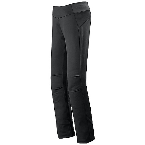 Free Shipping. Outdoor Research Women's Centrifuge Pants DECENT FEATURES of the Outdoor Research Women's Centrifuge Pants Wind resistant Weather resistant Laminated fleece front leg panels Air-permeable Radiant LT Fleece back leg panels and back yoke Polygiene active odor control Flatlock stitching Drawcord waist Two zippered waist pockets The SPECS Weight: (M): 13.3 oz / 378 g Fit: Trim Inseam: 33in. / 84 cm Fabric: 100% polyester, 2-layer 30D front and upper back leg panels Radiant LT Fleece: 95% polyester / 5% spandex lower back leg panels, back yoke This product can only be shipped within the United States. Please don't hate us. - $109.95