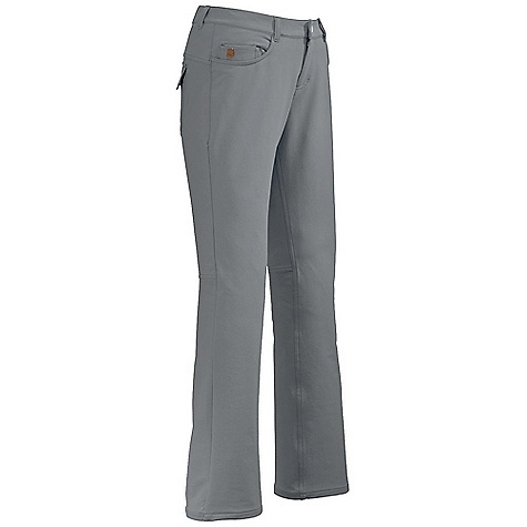 On Sale. Free Shipping. Outdoor Research Women's Rambler Pants DECENT FEATURES of the Outdoor Research Women's Rambler Pants Water Resistant Quick Drying Breathable Lightweight Durable Belt Loops Snap and Zipper Fly Low-Profile Waist Fits Under Harness Front Jean Pockets Rear Pockets with Flap Closures Articulated Knees Reinforced Rear Cuffs The SPECS Weight: 13.1 oz / 372 g Standard Fit Inseam: 33in. / 84 cm 50% nylon, 43% polyester, 7% spandex double weave, stretch softshell This product can only be shipped within the United States. Please don't hate us. - $58.99