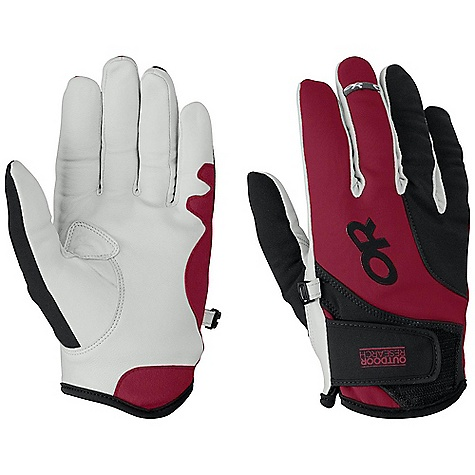 Free Shipping. Outdoor Research Mixalot Gloves DECENT FEATURES of the Outdoor Research Mixalot Gloves Breathable Lightweight Wicking Ultra Tactile Single-Layer Construction Targeted Seam Placement Reduces Bulk Soft and Tactile Leather Palm Stretch Fabric on Back of Hand Slip-Free Construction The SPECS Weight: (L): 2.3 oz / 64 g Comfort Range: 25/35deg F / -7/2deg C Windstopper 94% nylon, 6% elastane fabric Hair sheep leather palm Windstopper Leather Palm This product can only be shipped within the United States. Please don't hate us. - $58.95