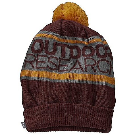 Entertainment Outdoor Research Pop Top Beanie DECENT FEATURES of the Outdoor Research Pop Top Beanie Slouchy style Contrast pom The SPECS Weight: 3.0 oz / 84 g Fabric: 88% polyester 12% wool Lightweight knit drirelease Wool fabric manages moisture, dries quickly This product can only be shipped within the United States. Please don't hate us. - $29.95