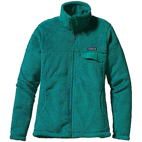 On Sale. Free Shipping. Patagonia Women's Full-Zip Re-Tool Jacket DECENT FEATURES of the Patagonia Women's Full-Zip Re-Tool Jacket Deep-pile fleece with 51% recycled polyester has extra-long fibers for warmth retention Stand-up collar has double fleece for warmth Full-length zipper with wind flap and zipper garage Yoke and princess seams for a contoured, feminine fit Supplex nylon chest pocket flap with stay-put envelope construction Handwarmer pockets Hip length The SPECS Slim fit Weight: 17.1 oz / 484 g 9.3-oz Polartec Thermal Pro 100% polyester fleece (51% recycled) This product can only be shipped within the United States. Please don't hate us. - $89.99
