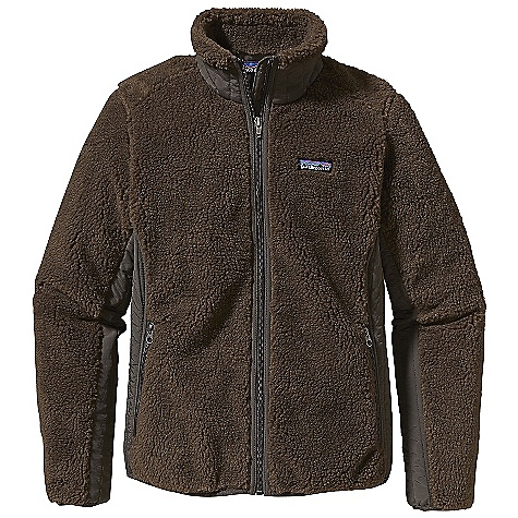 On Sale. Free Shipping. Patagonia Women's Retro-X Jacket DECENT FEATURES of the Patagonia Women's Retro-X Jacket Windproof barrier bonded between cozy recycled fleece exterior and a moisture-wicking, brushed polyester mesh lining Full-front zip backed by wind flap Y-Joint sleeves Quilted Supplex nylon panels down the sides of body, sleeves and collar-stand, reduce bulk Spandex binding at cuffs and hem Zippered hand warmer pockets lined with a moisture-wicking brushed polyester mesh Hip length The SPECS Slim fit Weight: 17.7 oz / 501 g 7.5-oz Synchilla 100% polyester (86% recycled) 1/4in. pile Lining: 100% polyester brushed mesh with a breathable/windproof barrier Trim: Supplex 100% nylon This product can only be shipped within the United States. Please don't hate us. - $108.99