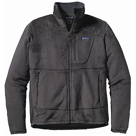 On Sale. Free Shipping. Patagonia Men's R2 Jacket DECENT FEATURES of the Patagonia Men's R2 Jacket The R2 Jacket's directionally knit Polartec Thermal Pro fabric is breathable, compressible, wicks moisture and dries quickly, with a superior warmth-to-weight ratio R1 Polartec Power Dry high/low grid on side panels, underarms and lower torso for improved fit, shape retention and abrasion resistance A re-engineered pattern offers a refined technical fit, reduced underarm lift, and offset seams for comfort under outerwear and packs Center-front zipper has Sonic/Stitch seam construction to reduce bulk and improve suppleness; with a soft, kissing-welt zipper garage at chin for next-to-skin comfort Discreet, on-seam thumb loops provide added coverage One left chest pocket and two high-hand pockets have Slim Zip installs, clean finished zipper garages, and are harness- and pack-compatible two internal drop-in mesh pockets The SPECS Slim fit Weight: 13.8 oz / 391 g Body: 6.1-oz Polartec Thermal Pro 97% polyester (63% recycled)/3% spandex Side Panels: 6.8-oz Polartec Power Dry 93% polyester (41% recycled)/7% spandex This product can only be shipped within the United States. Please don't hate us. - $110.99