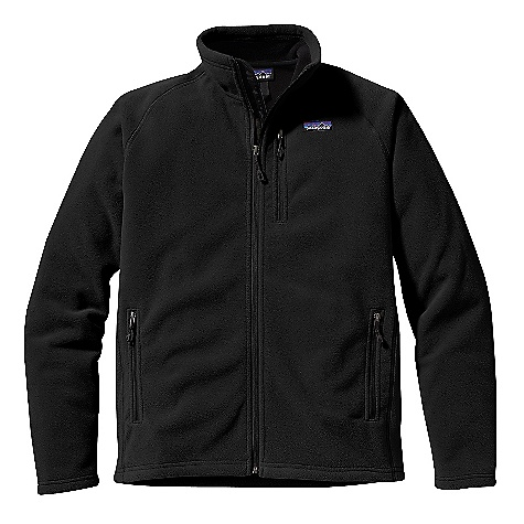 Free Shipping. Patagonia Men's Windproof Fleece Jacket DECENT FEATURES of the Patagonia Men's Windproof Fleece Jacket Windproof Yet Breathable Polartec Windbloc 100% Polyester Micro-Velour Fleece Bonded To Stretch Laminate Chin Flap with Fold-Over Zipper Cover For Comfort Seamless Shoulders For Pack-Wearing Comfort Pockets: Zippered Left Chest Internal Zippered Left Chest and Two Zippered Handwarmers Hip Length The SPECS Regular fit Weight: 22.4 oz / 635 g 10.5 oz Polartec Windbloc 100% Polyester Double-Sided Fleece Bonded To a Stretch Laminate This product can only be shipped within the United States. Please don't hate us. - $179.00